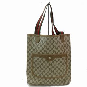 Authentic Gucci Tote Bag GG vintage